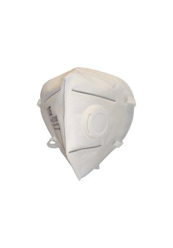 FFP3 Face masks Valve 10 pieces