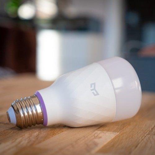 Come funziona la lampadina Yeelight?