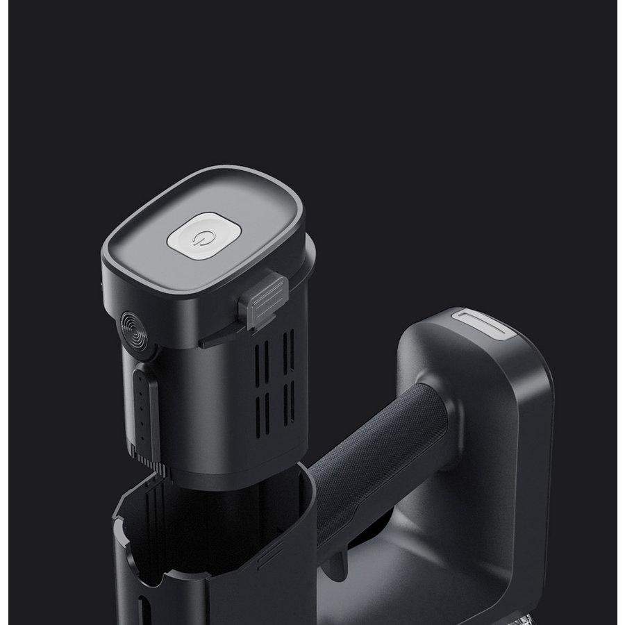 A9 Draadloze Steelstofzuiger + Hulpstukken - LED