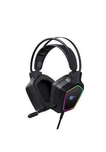 Havit H656D Gaming Headphones - RBG Light