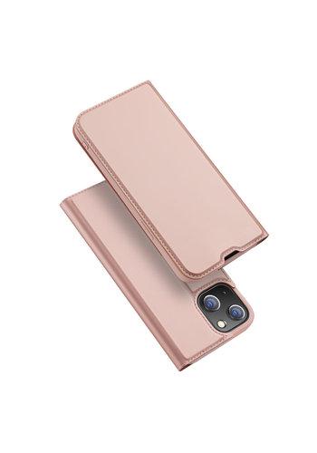 Dux Ducis Skin Pro iPhone 13 BookCase Roze