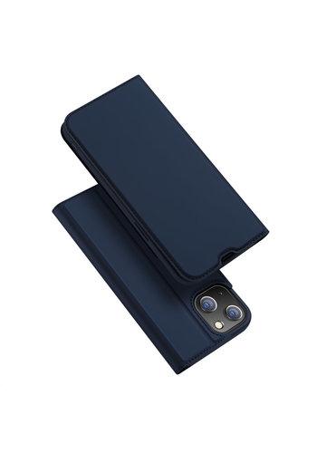 Dux Ducis Skin Pro iPhone 13 BookCase Blauw