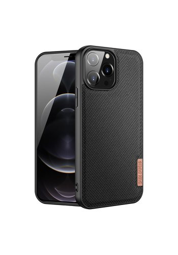 Dux Ducis Nylon Case for Apple iPhone 13 Pro Max Black