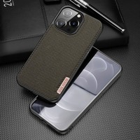 Nylon Case for Apple iPhone 13 Pro Max Green