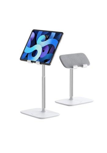 Baseus Desktop Houder Tablet Zilver