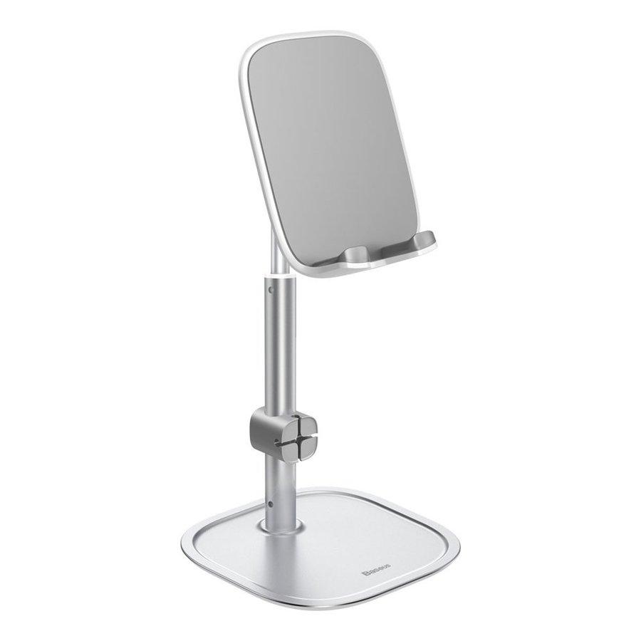 Desktop Houder Telefoon Zilver