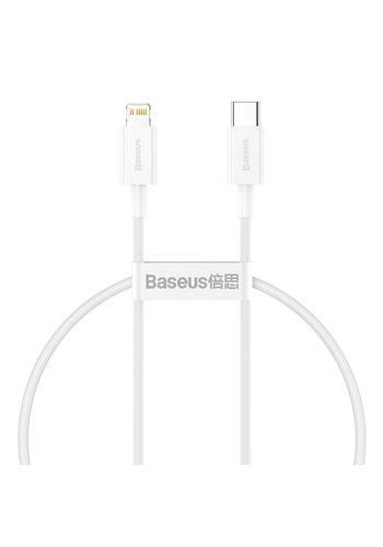 Baseus Câble supérieur de type C à Lightning de 25 cm