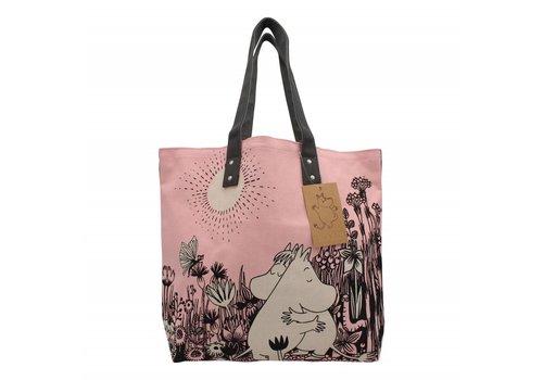 Moomin Roze Moomin shopper