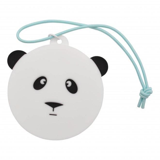 Pocket mirror - panda