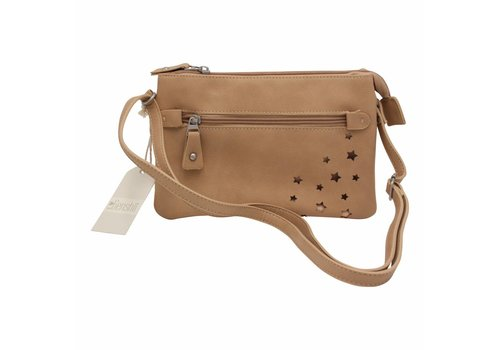 Genshii Shoulder bag Genshii - cognac