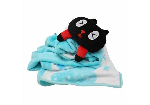 Kuroro Kuroro blanket - Kuroro the Spacecat