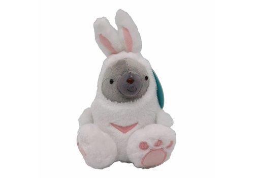 Duma Plush Duma in bunny suit - 17 cm