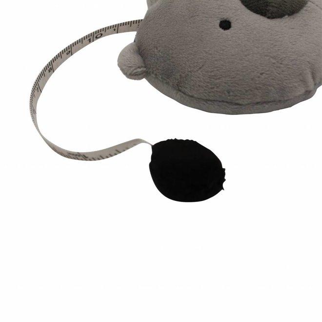 Measure tape Duma - grey 150 cm