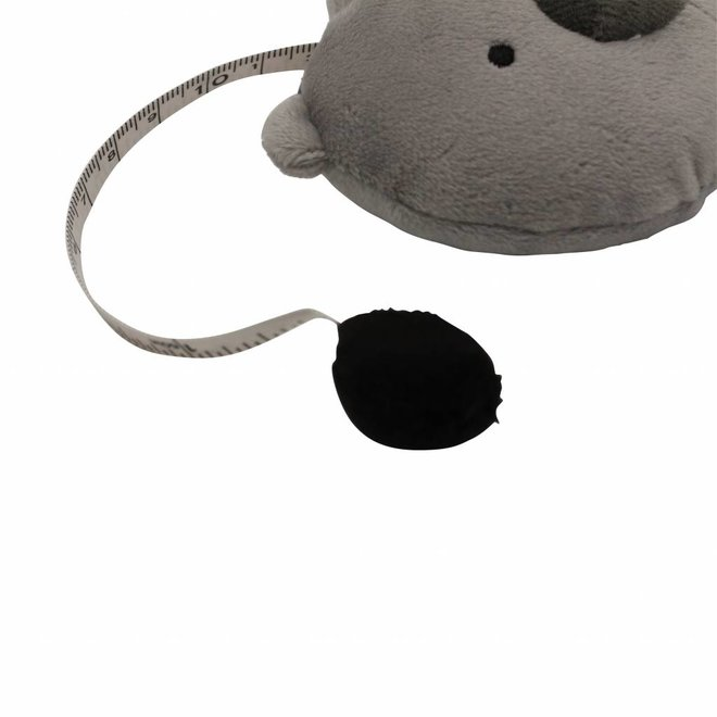 Meetlint Duma - grijs 150 cm