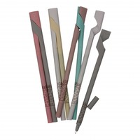 Unique chopsticks gel pen set