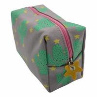 Hi-Kawaii cactus toiletry bag / pencil case