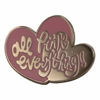 All Pink Everything enamel pin