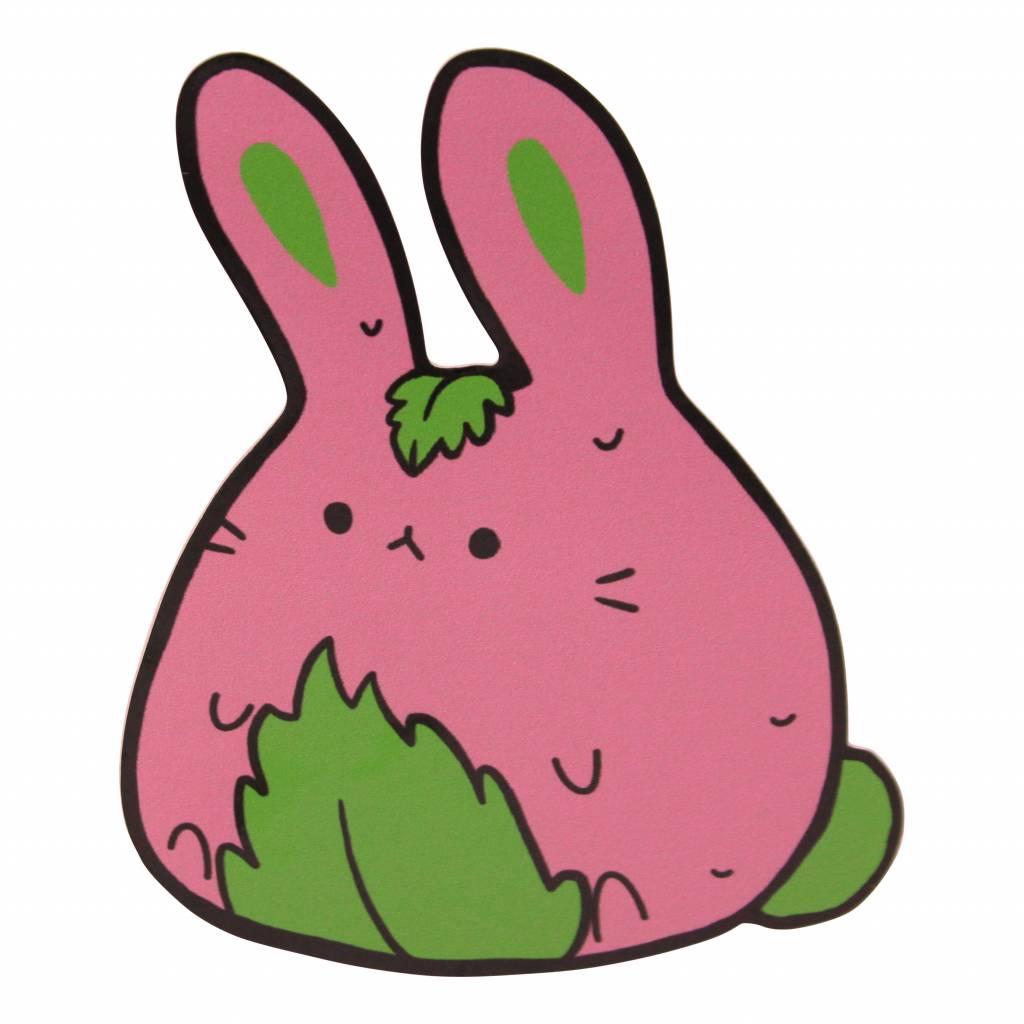 Jammer dat ze niet echt bestaan, maar gelukkig kan je nu de sakura mochi bunny als sticker verkrijgen. de ...