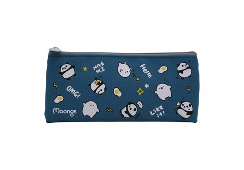 Moongs Moongs etui small - donkerblauw