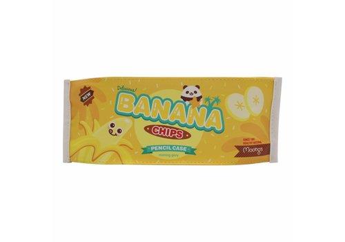 Moongs Snack etui medium - banana