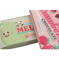 Moongs snack pencil case medium - melon