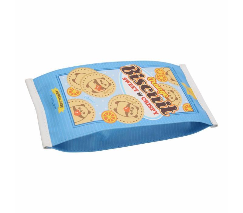 Moongs snack etui large - orange biscuit