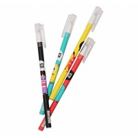 Cutestar monster gelpen set - 4 stuks