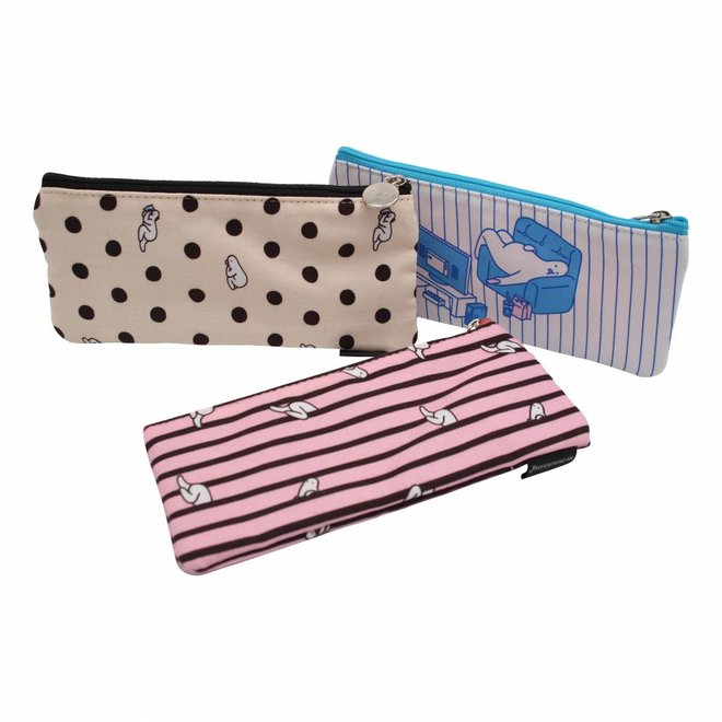 Pencil case Dots