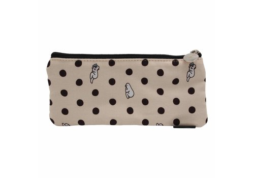 Mr. Donothing Pencil case Dots