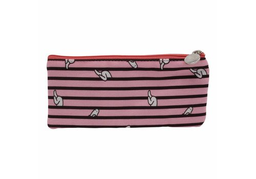 Mr.Donothing Pencil case Stripes