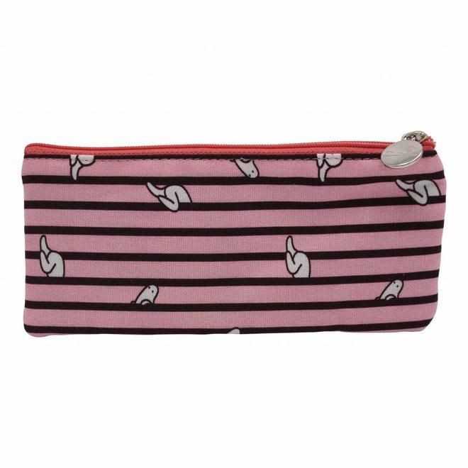 Pencil case Stripes