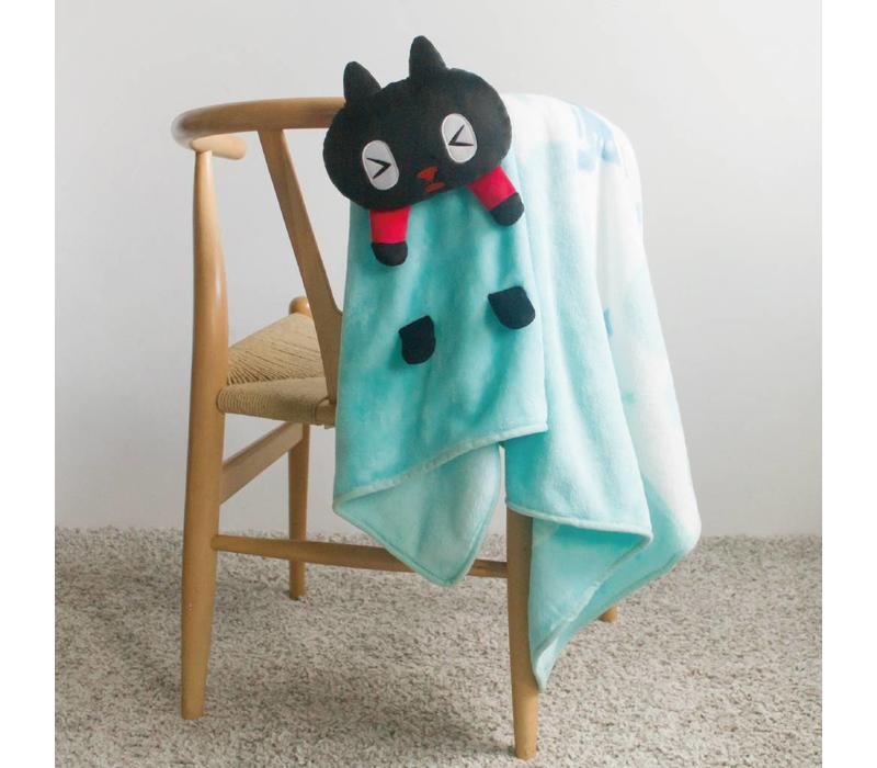 Kuroro blanket - Kuroro the Spacecat