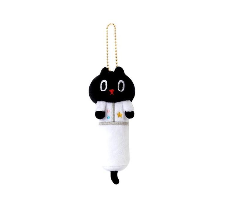Kuroro pluchen lipstickhouder - Spacecat Kuroro