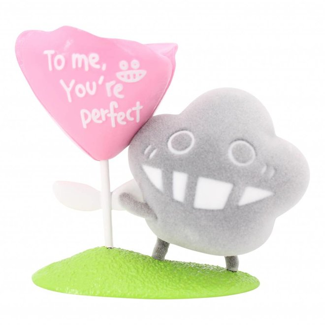 To me, you're perfect - beeldje