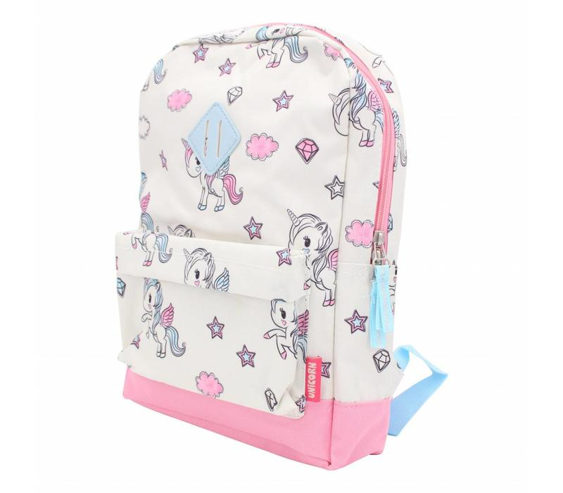 Unicorn backpack - Paint it Pastel
