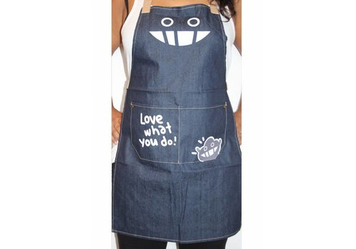 Dustykid Dustykid denim apron