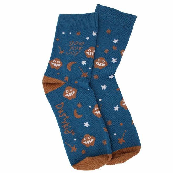 Dustykid sokken - Shine your way