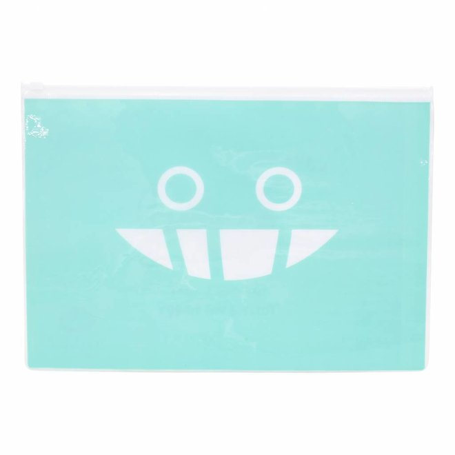 Dustykid A4 zip folder - Take time to make your soul happy