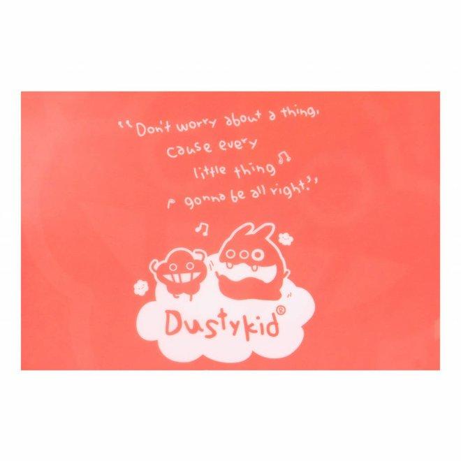 Dustykid A4 folder-  Everything will be ok
