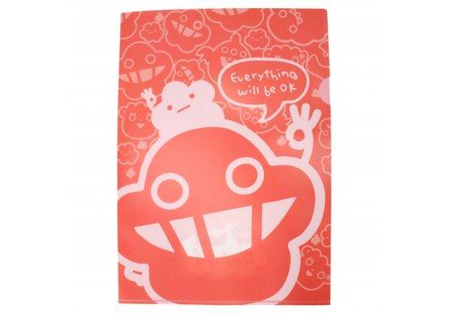 Dustykid Dustykid A4 folder