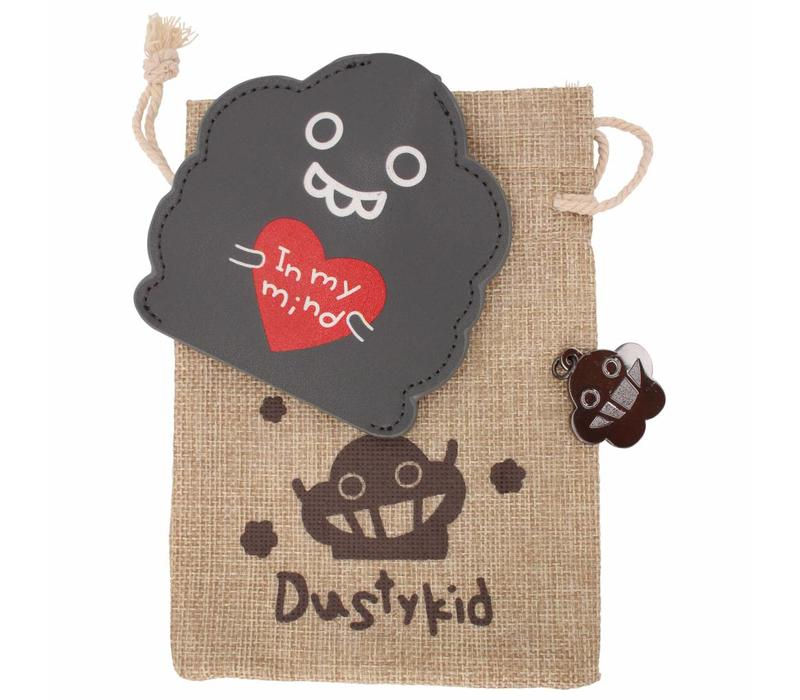 Dustykid key pouch/tag