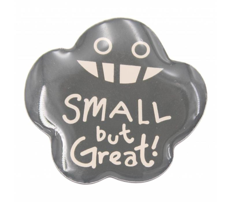 Pin - Small but great