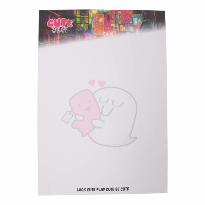 CuteStuff writing pad