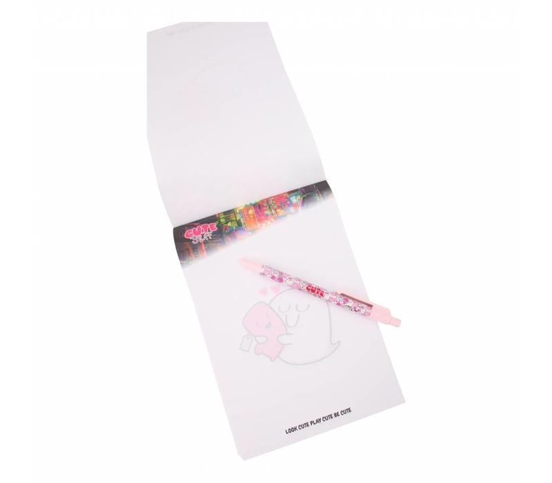 CuteStuff writing pad