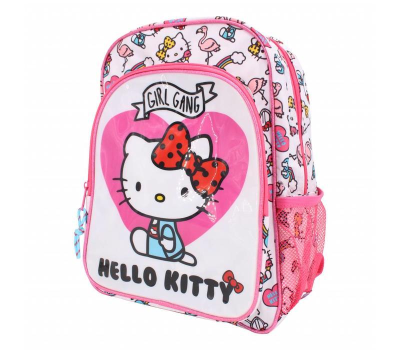 Hello Kitty rugzak - Girl Gang - 34 cm