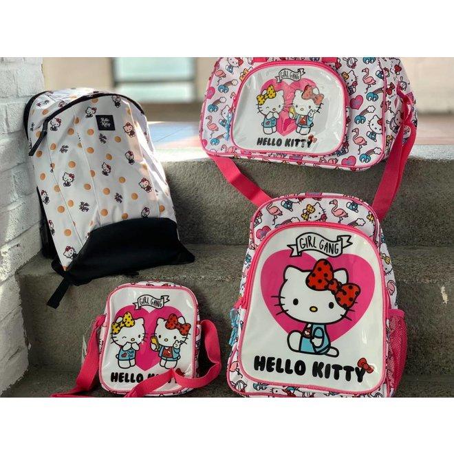 Hello Kitty sporttas - Girl Gang