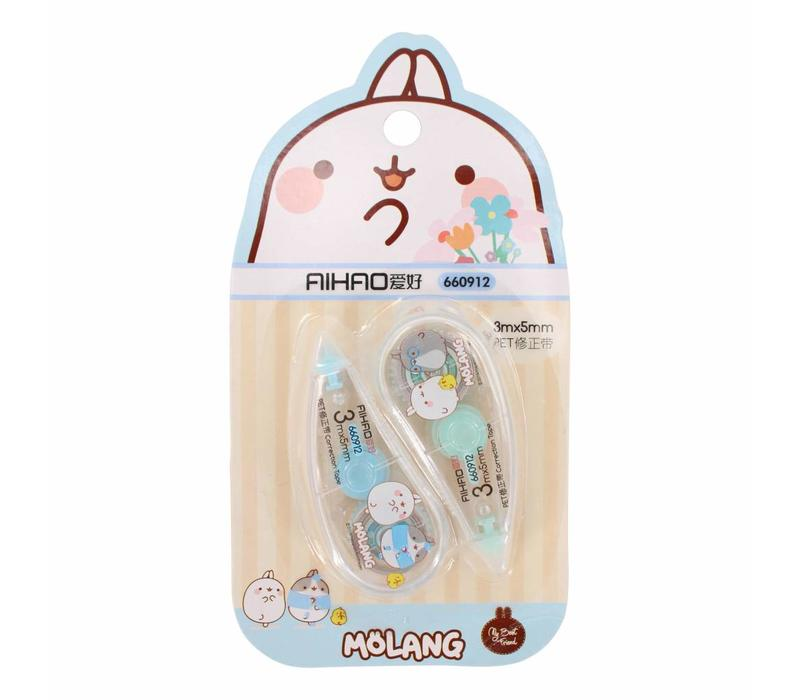 Molang correction tape