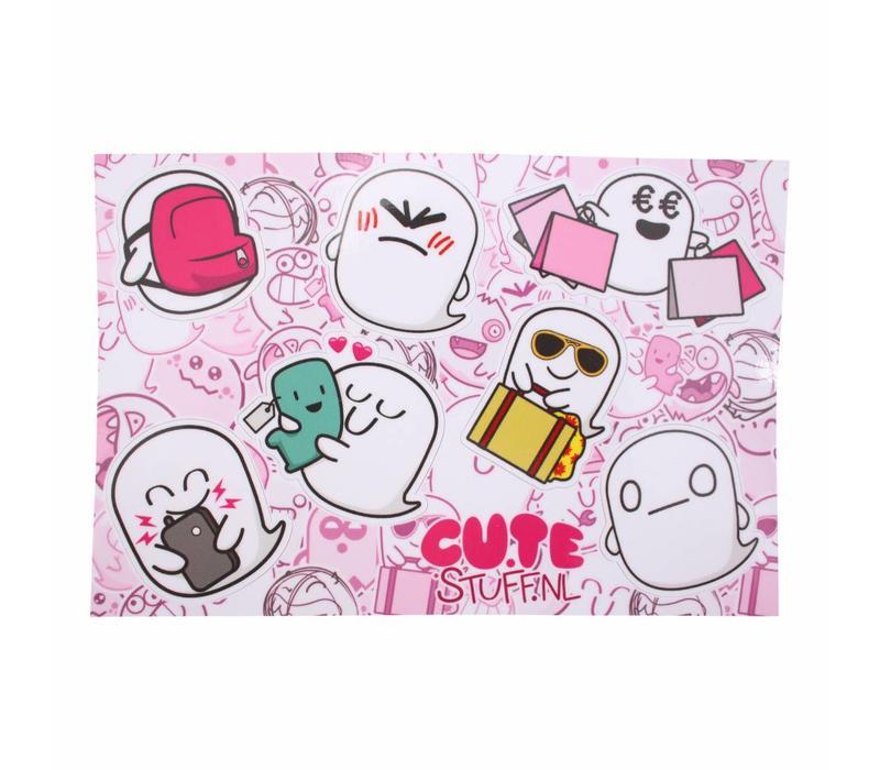 CuteStuff stickers