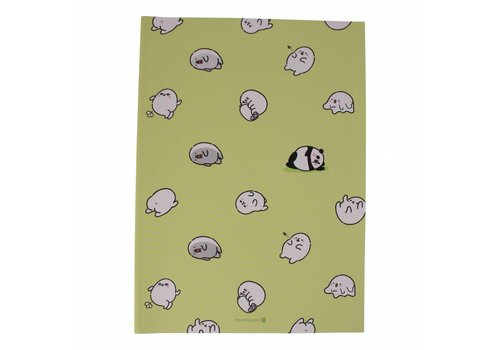 Moongs Moongs notebook  large