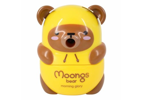 Moongs Moongs pencil sharpener large - Bear